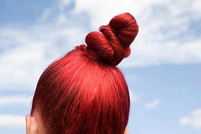Verschillende soorten haarkleurmiddelen