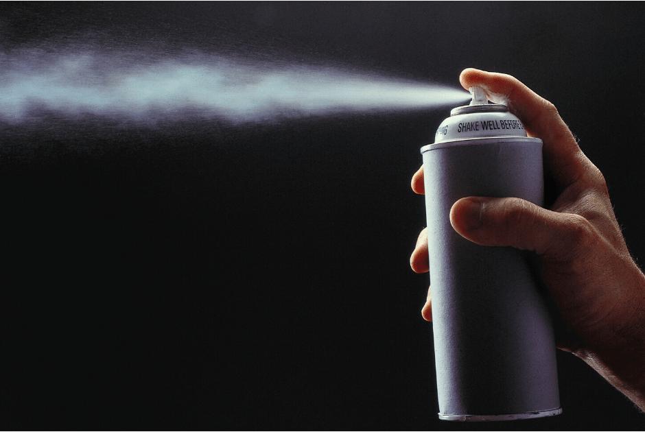 aerosol emballage